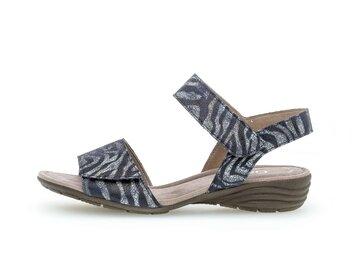 Schuhe von Gabor mit Muster Look für Damen